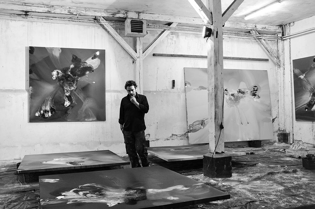 Lionel Sabatte_atelier_2015_NB_web